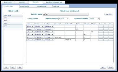 Software de gestión de seguridad para IoT