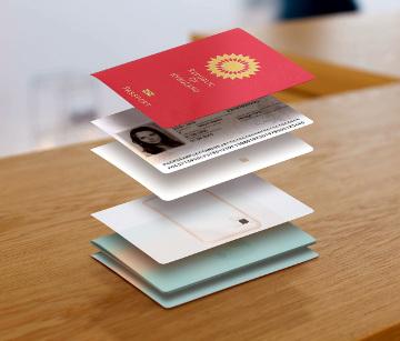 Nuevas tecnologías para documentos oficiales electrónicos