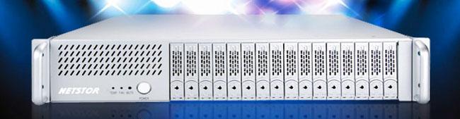 Sistema RAID Thunderbolt2 para almacenamiento externo