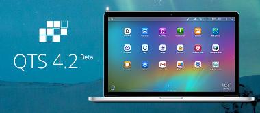 Sistema operativo NAS Beta QTS 4.2