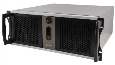 Grabadores de vídeo en red para rack estándar