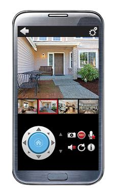 app de vigilancia para Smartphones