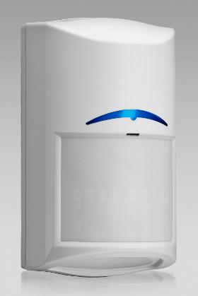 Detectores de movimiento EN grados 2 y 3