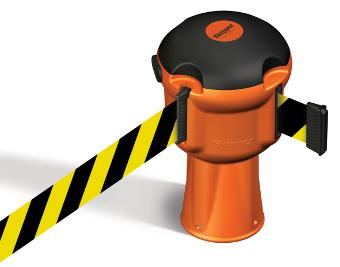 Barreras de seguridad retráctiles