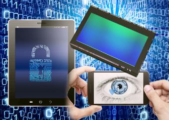 Sensor CMOS de imagen por infrarrojo