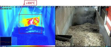 Tecnología de radiometría térmica