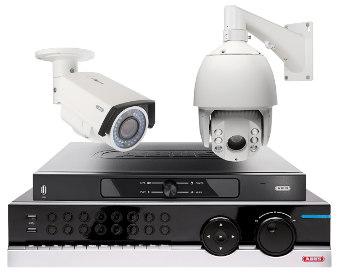 vídeo vigilancia analógica HD