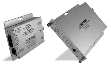 Transmisores receptores de vídeo y datos