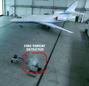 Detección de incendios basada en vídeo