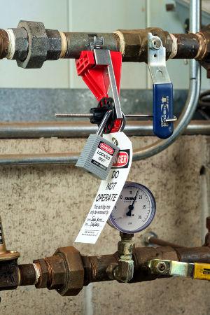 Bloqueo y etiquetado de seguridad