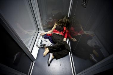 Vídeo vigilancia en cabinas de ascensor