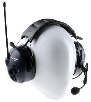 protectores de comunicación auditiva
