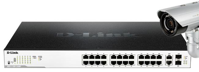 Switches con detección ONVIF