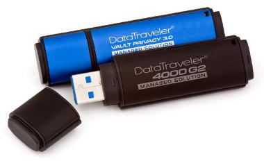 Pendrives USBs cifrados