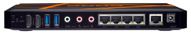 NASbook para 4 discos SSD M.2