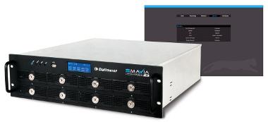 grabador HD de hasta 100 canales