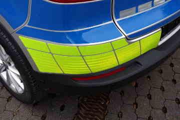 Láminas para rotulación de vehículos