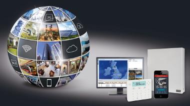 sistema de seguridad basado en la nube