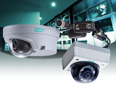 cámaras IP EN 50155