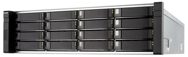 NAS para virtualización intensiva