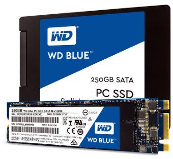 Discos SSD con bus SATA