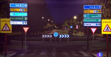Láminas para señales de tráfico