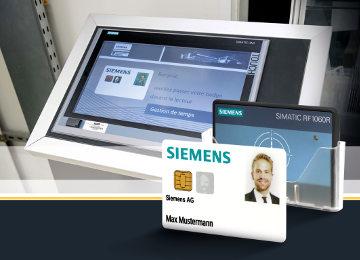 Sistema RFID para lectores de acceso