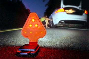 Luces de alerta para carretera