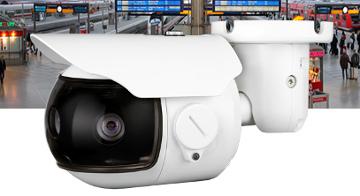 cámara con visión de 180°