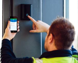 Control de acceso por Smartphone