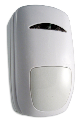 Detectores volumétricos de movimiento