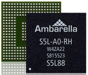 SoC para cámaras de seguridad IP 4K
