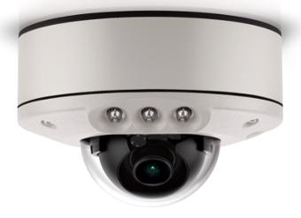 Cámaras IP con sensor de infrarrojos