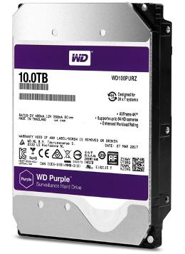 discos duros de 10 TB para video vigilancia