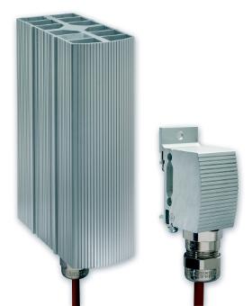 Calentadores y termostatos para entornos rigurosos