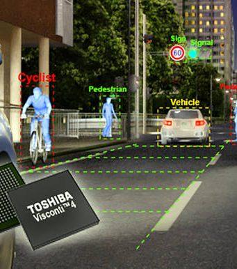 Procesador para reconocimiento de imágenes
