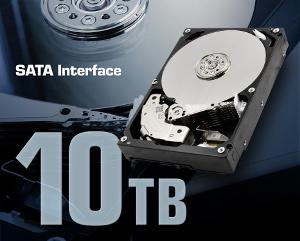 Discos duros SATA de 10 TB