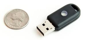Dispositivo encriptado para guardar contraseñas