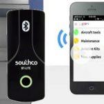 Controlador Bluetooth para control de acceso