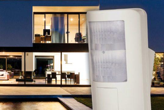 Detectores para exteriores