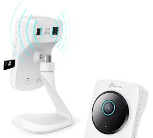 Cámara Wi-Fi día/noche de alta definición