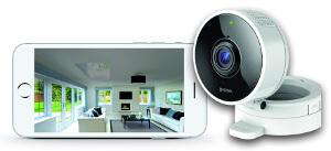 Mini cámaras inalámbricas para videovigilancia