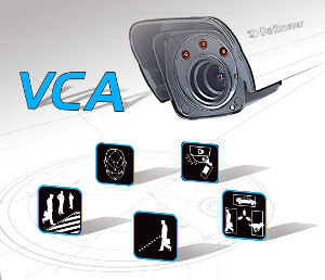 Cámaras con tecnología VCA
