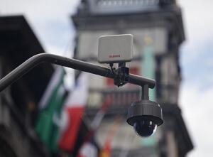 Red de videovigilancia de misión crítica