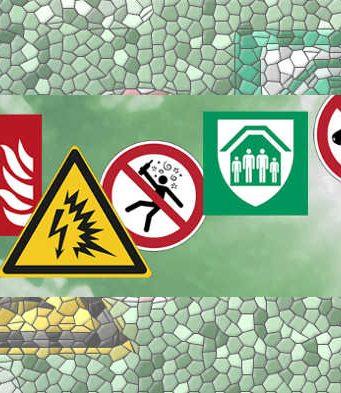 Señales de seguridad ISO 7010