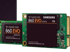 Discos SATA SSD con arquitectura V-NAND