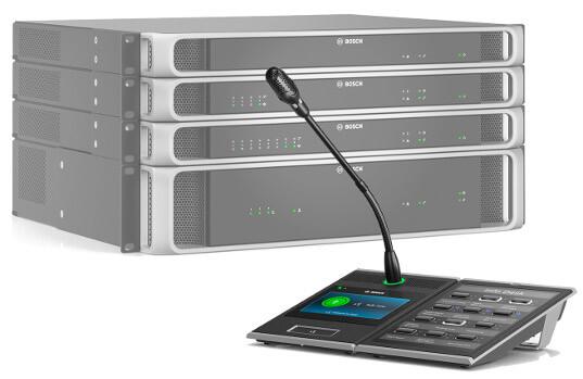 sistema IP de megafonía y evacuación por voz