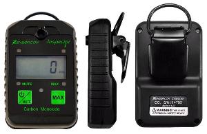 Detector de niveles de monóxido de carbono