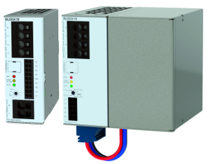 SAIs de CC con batería y ultracondensador