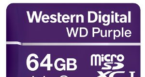 Tarjeta MicroSD para cámaras de vigilancia